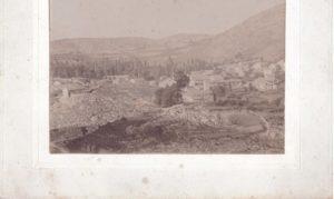 Génat en 1900