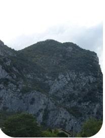 Le site de Castermerle vu depuis Tarascon