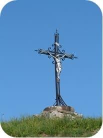 La croix du Pech